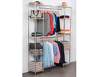 TRINITY EcoStorage™ Expandable Closet Organizer, , rollover