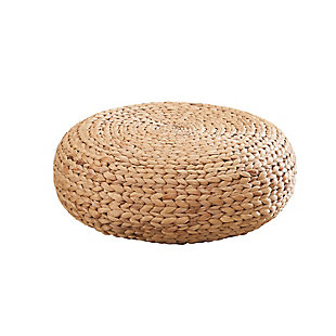 Amelia 16-Inch Hand-woven Low Seating Stool (Size Small), , large