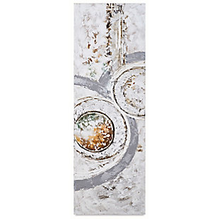"""Continunation II Hand Painted 72""""x24"""" Canvas, , large"""