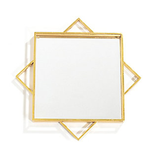 "Parri Metal 24""x24"" Wall Mirror, , rollover"