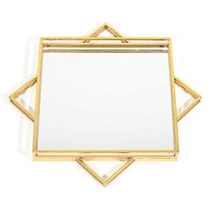 "Parri Metal 24""x24"" Wall Mirror, , large"