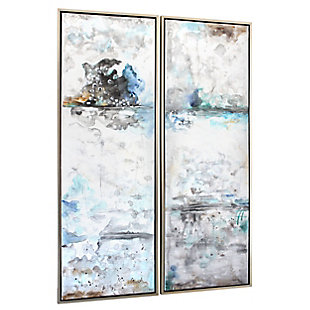 """Forecast Hand Painted 48""""x72"""" Canvas, , large"""