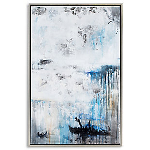 """Passing Storm Hand Painted 38""""x58"""" Canvas, , rollover"""