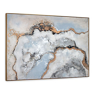 """Alliette Hand Painted 40""""x55"""" Canvas, , large"""