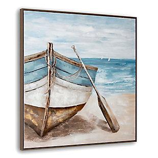 "Lakeshore Framed 32""x32"" Canvas, , large"