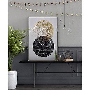 "Lunar Framed 32""x48"" Canvas, , rollover"