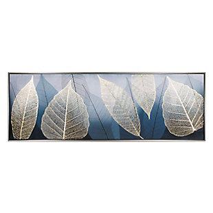 "Golden Foliage Framed 60""x21"" Canvas, , rollover"
