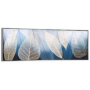 "Golden Foliage Framed 60""x21"" Canvas, , large"