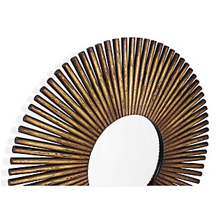 "Carter Wood 40""x40"" Wall Mirror, , rollover"