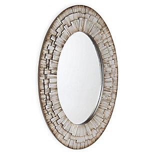 """Stella Wood 30""""x50"""" Wall Mirror, , large"""