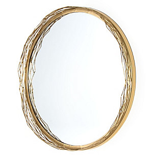 "Jazlyn Metal 20""x20"" Mirror, , large"