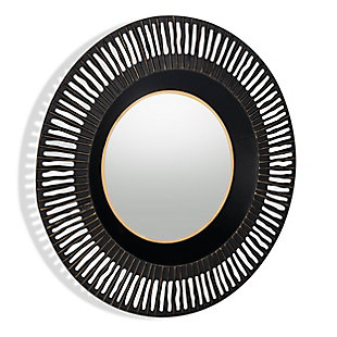 "Cantara Metal 36""x36"" Wall Mirror, , large"