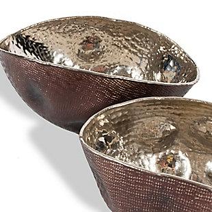 Athena Decorative Bowls (Set of 2), , rollover
