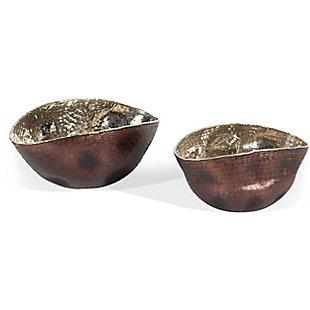 Athena Decorative Bowls (Set of 2), , large