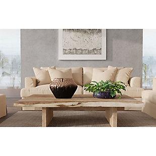 Senga Large Metal Vase, , rollover