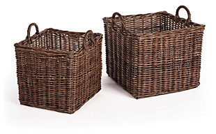 Home Accents Basket (Set of 2), , rollover