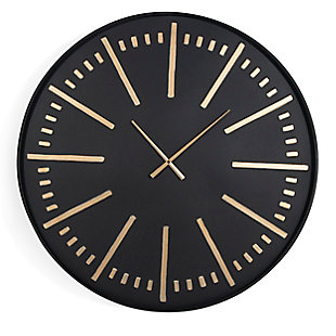 Corwin Metal Wall Clock, , rollover