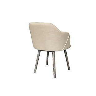 Dalton Dining Chair (Min/2), Brown/Beige, rollover