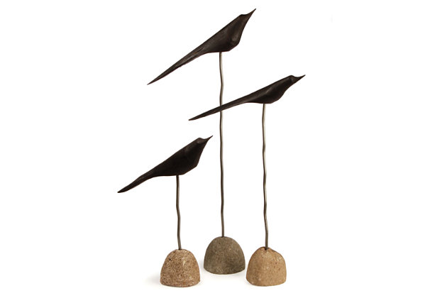Home Accents Sculpture (Set of 3), , large