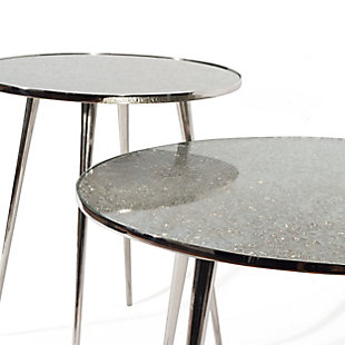 Aviana Small Metal Table, , rollover