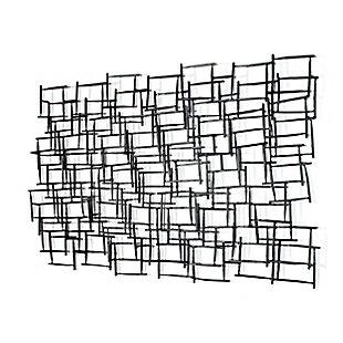 "Preston Metal 39""x27"" Wall Decor, , large"