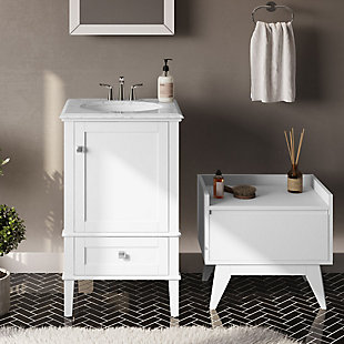 Bathroom Trash Cans Laundry Hampers Ashley Furniture Homestore