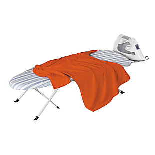 Honey-Can-Do Foldable Tabletop Ironing Board With Iron Rest, , large