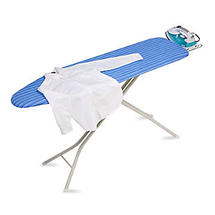 Honey-Can-Do Ironing Board with Retractable Iron Rest, , large