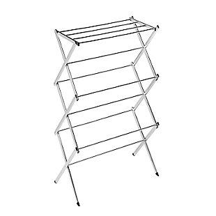 Honey-Can-Do Portable Steel Frame Drying Rack, , large