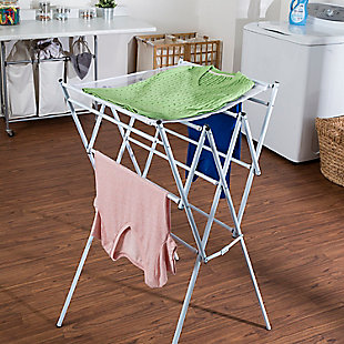 Honey-Can-Do Expandable Drying Rack With Mesh Top, , large