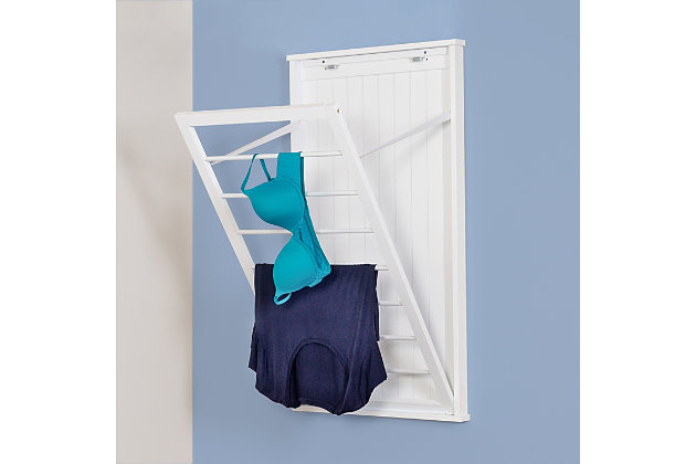 Honey-Can-Do Vertical Drying Wall Rack, , large