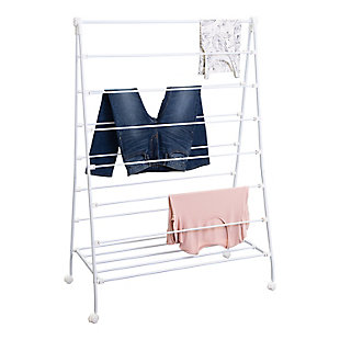 Honey-Can-Do Large A-Frame Clothes Drying Rack, , large
