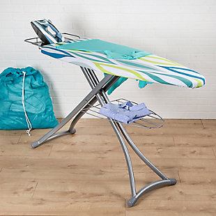 Honey-Can-Do Ironing Board with Rest, , rollover
