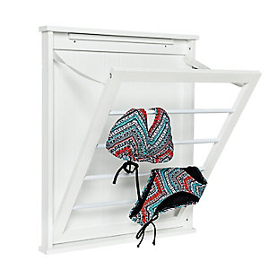 Honey-Can-Do Single Wall Mount Dry Rack, , large