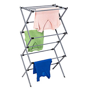 Honey-Can-Do Expandable Drying Rack, , large