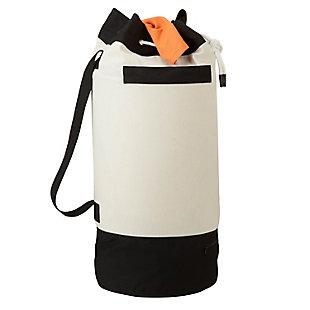 Honey-Can-Do Duffle Style Laundry Bag, , large