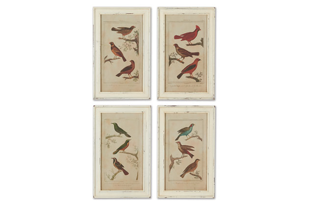 Home Accents Wall Art (Set of 4), , large