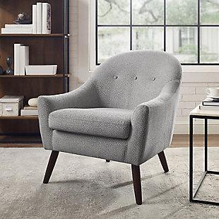 Cecil Gray Accent Chair, , rollover
