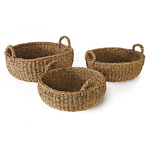 Home Accents Basket (Set of 3), , large