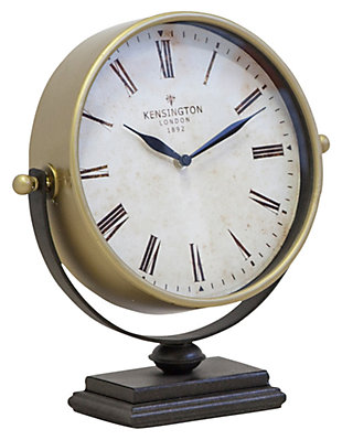Home Accents Table Clock, , rollover