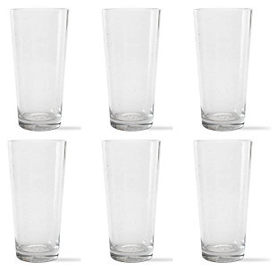 Home Accents Glassware (Set of 6), , rollover