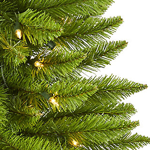 Nearly Natural  3 Ft.  Providence Pine Artificial Christmas Tree, , rollover