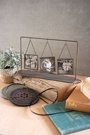 Triple Table Top Photo Frames, , rollover