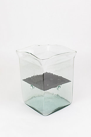 Giant Square Candle Hurricane, , large