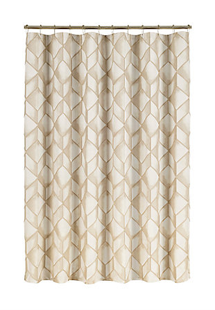 J. Queen New York Horizons Shower Curtain, , large