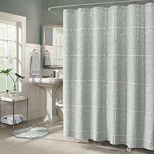 J. Queen New York Corina Shower Curtain, , rollover