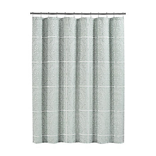 J. Queen New York Corina Shower Curtain, , large