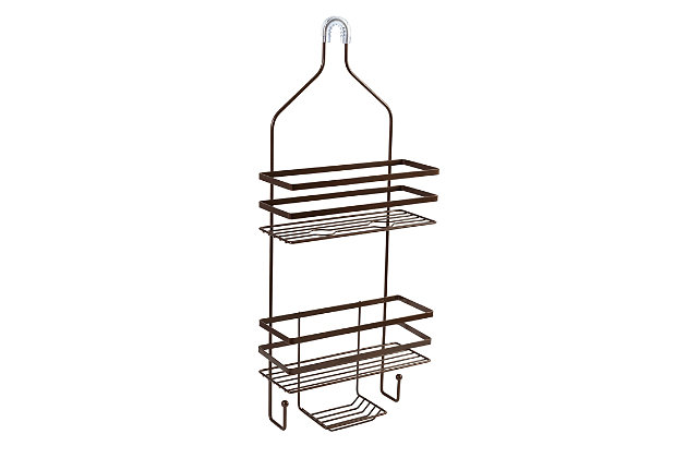 Honey-Can-Do Hanging Shower Caddy, , large