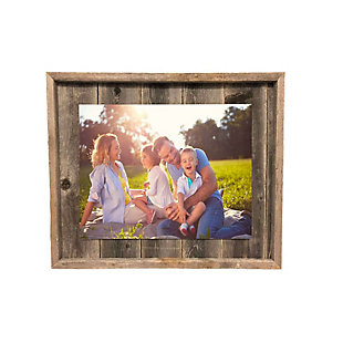 "Study Rustic Farmhouse Barnwood 11 x 14"" Picture Frame, , large"