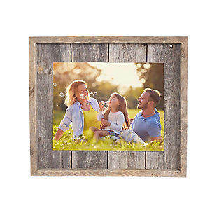 """Rustic Farmhouse Barnwood 8.5 x 11"""" Picture Frame, , large"""